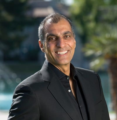 Dentist Mark Arooni