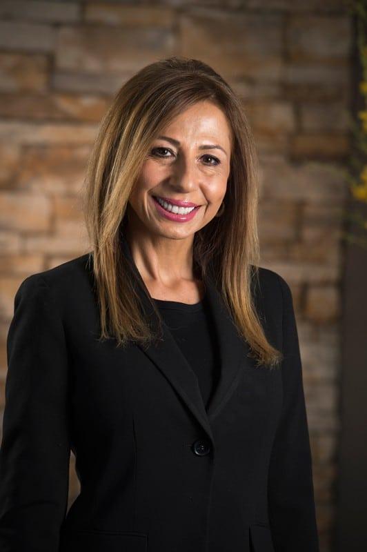 Front Office/Treatment Coordinator Farah Marashi