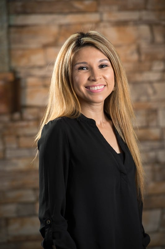 Practice Manager Priscilla DeLaRosa
