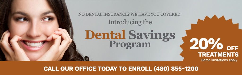 Affordable Dental Savings Program Chandler AZ